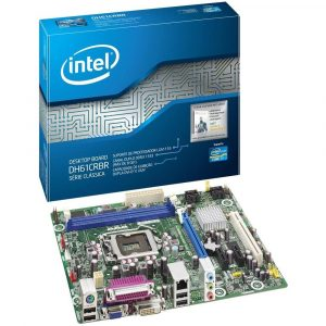 Intel H61 Micro ATX DDR3 1333 Motherboard